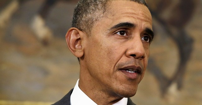 Obama's successor would inherit Mideast force authorization