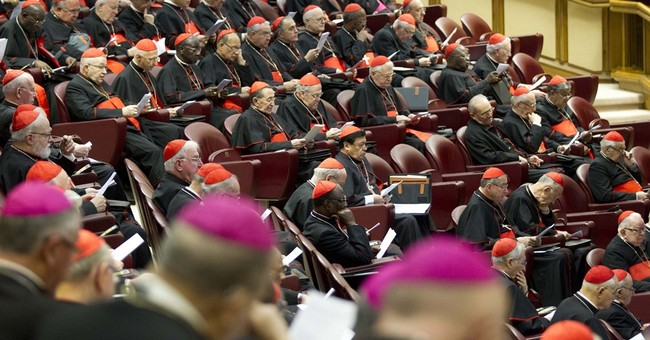 Pope urges cooperation on Vatican reform from cardinals
