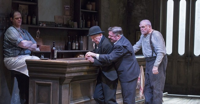 Review: Powerful acting lifts dark 'The Iceman Cometh'