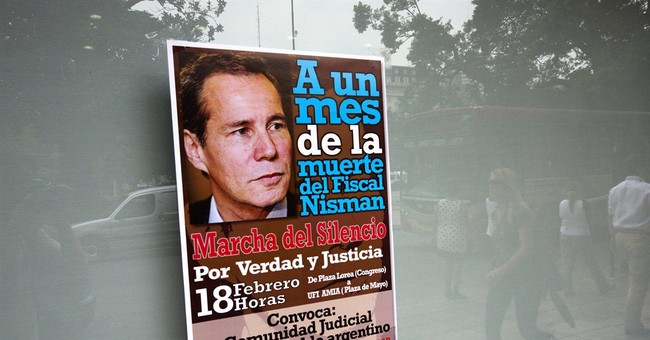 Former wife of dead Argentine prosecutor criticizes probe