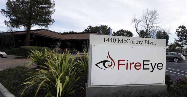 "FireEye is ""first in the door"" on big cyberattacks"