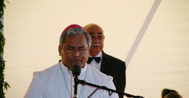 Pacific island of Tonga celebrates its 1st Catholic cardinal