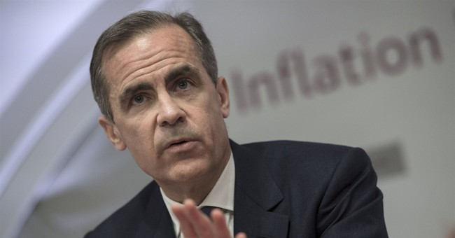 Bank of England: inflation drop temporary, to help consumers