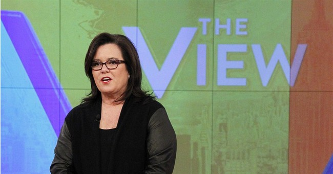 O'Donnell says goodbye to 'The View'