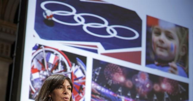 Paris takes step toward bidding for 2024 Olympics