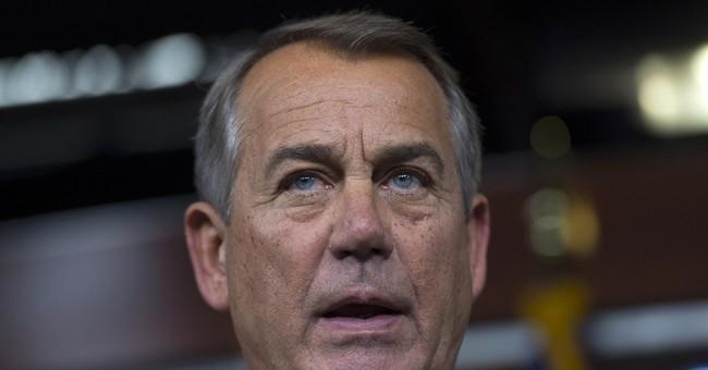 Boehner says Obama military force proposal needs toughening