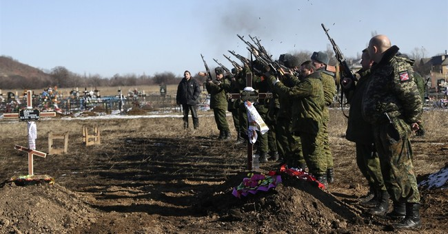 A look at who got what in peace deal for eastern Ukraine
