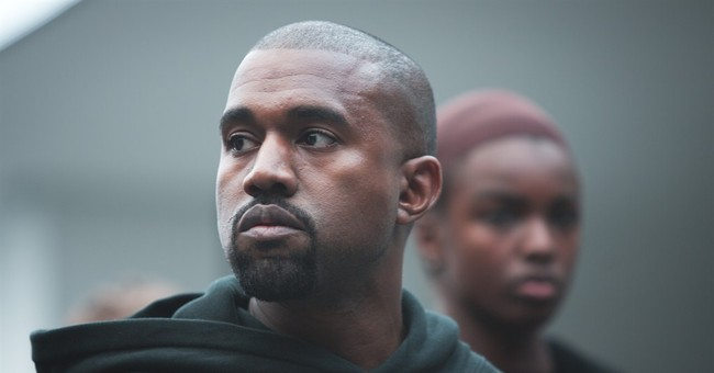 With a celebrity front row, Kanye West rolls out Yeezy shoes