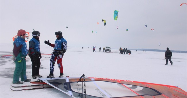 International sailing competition held in Wisconsin