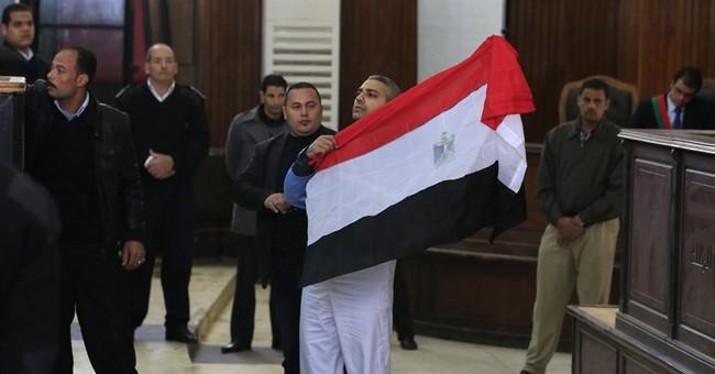 2 Al-Jazeera journalists freed from prison in Egypt