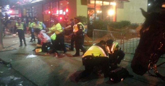New Orleans Police: 2 die in Mardi Gras parade shooting