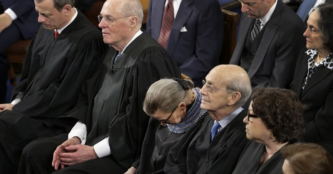 Ginsburg: 'I wasn't 100 percent sober' at State of the Union