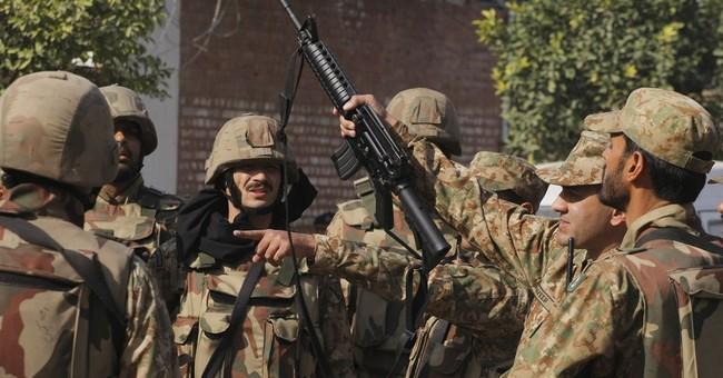 Taliban hit Shiite mosque in Pakistan, killing 20
