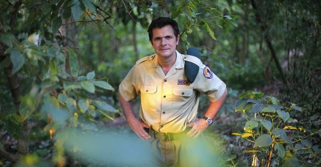"""""""Virunga,"""" film on besieged African park, bids for Oscar"""