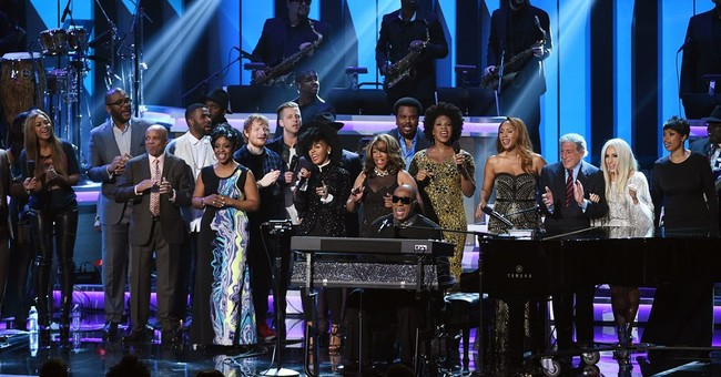 Fair Wonder: Recording Academy concert honors Stevie Wonder