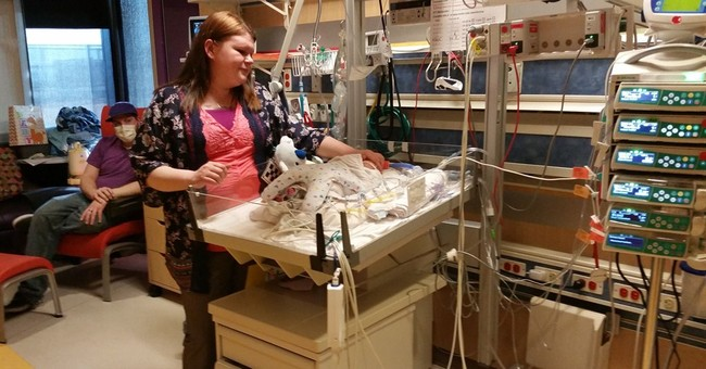 Arizona baby born premature gets heart transplant