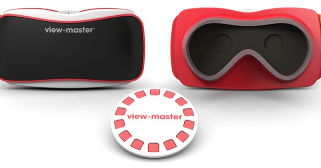Google, Mattel try to bring View-Master into 21st century