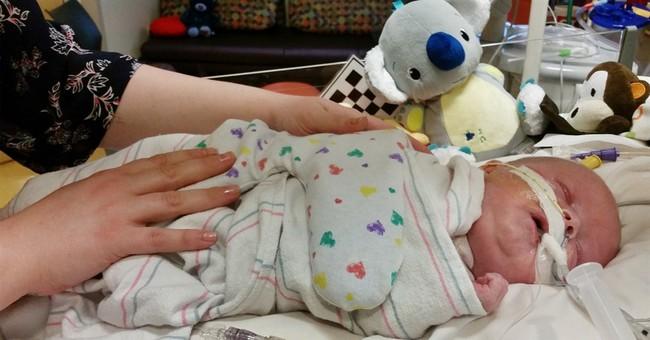 Arizona baby born premature gets heart transplant
