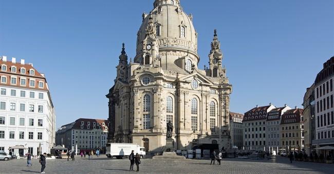 70 years after: Dresden bombing still fresh for survivor