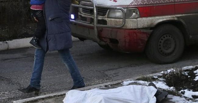 Ukraine cease-fire deadline provokes bitter last-gasp battle