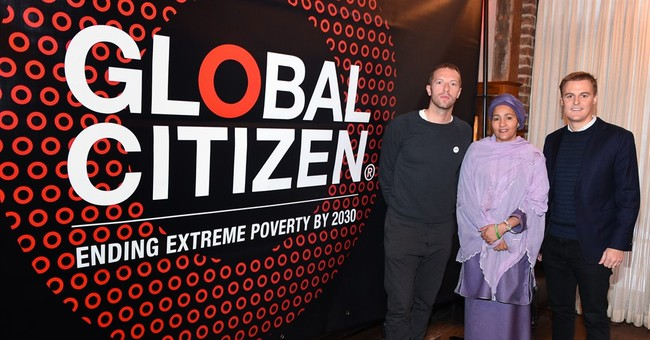 Chris Martin pledges 15 years to Global Citizen to boost org