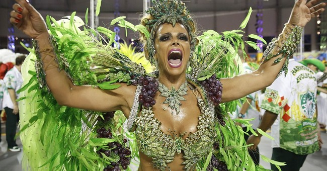 Rio's Carnival kicks off; city gears up for 5 days of fun