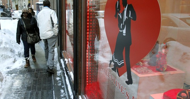 White-out conditions mean retail blues in New England
