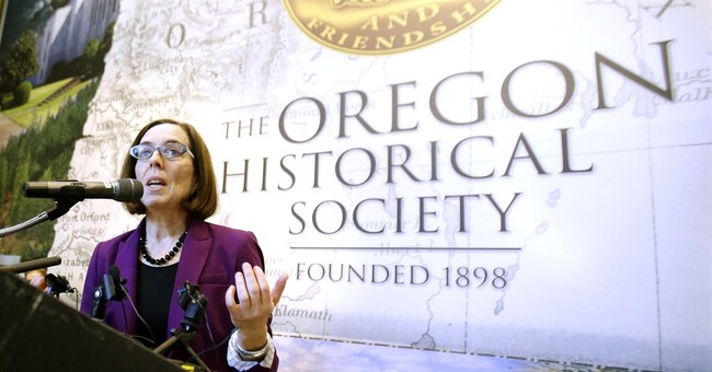 Oregon's next governor celebrates state's 156th birthday