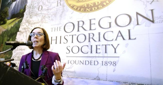 Oregon's next governor celebrates state's 156th birthday