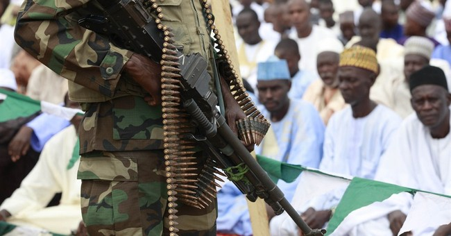 Nigerian military repels Boko Haram attack on northeast town