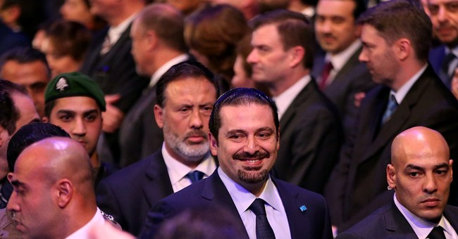 Former Lebanese PM calls on Hezbollah to withdraw from Syria