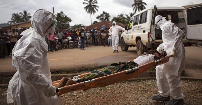 Ebola cases prompt mini-quarantine in Sierra Leone capital