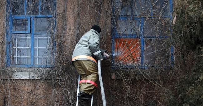 Ukraine cease-fire largely holding, Debaltseve still tense