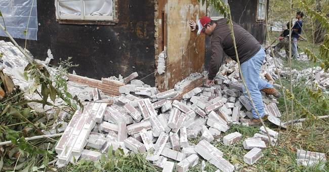 Study: Oklahoma's daily small quakes raise risk of big ones