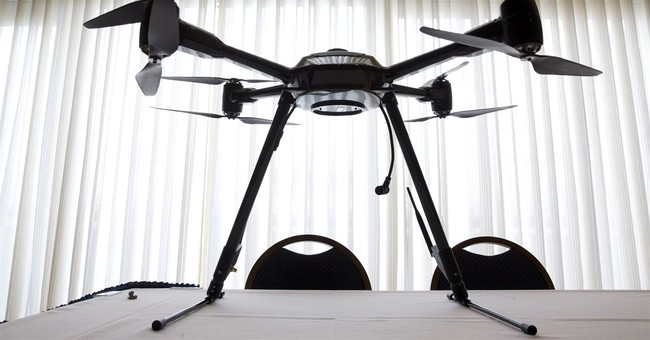 Drones rule: Proposed rules for commercial unmanned aircraft
