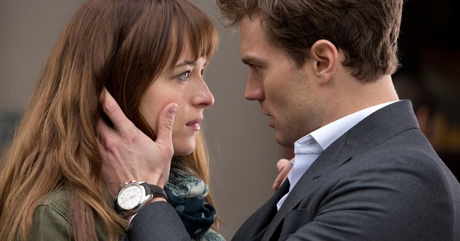 50 shades of green: How studio roped men into seeing 'Grey'