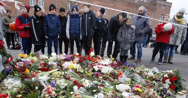 A look at the victims of the shooting attacks in Copenhagen
