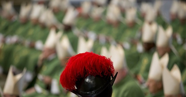 Pope to new cardinals: practice compassion, be open to all