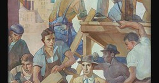 Film highlights art from Works Progress Administration