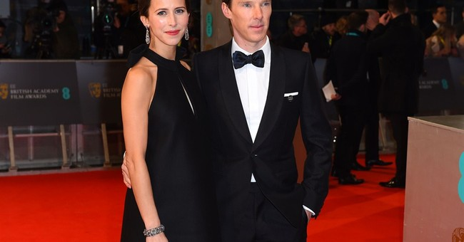 Actor Benedict Cumberbatch weds Sophie Hunter