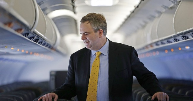 JetBlue's CEO battles to appease passengers and Wall Street