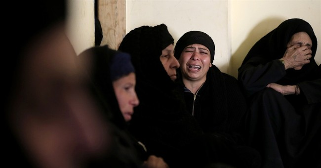 Grief wracks Egypt village after its sons beheaded in Libya