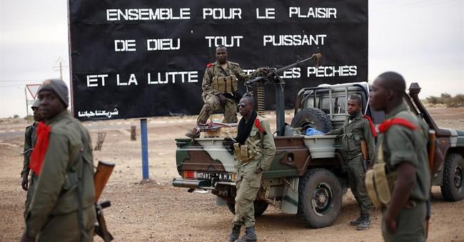 """Timbuktu,"" an Oscar nominee, explores Islamic extremism"
