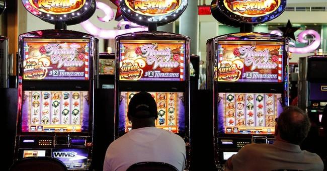 Gamblers' optimism? Casino money misses states' expectations