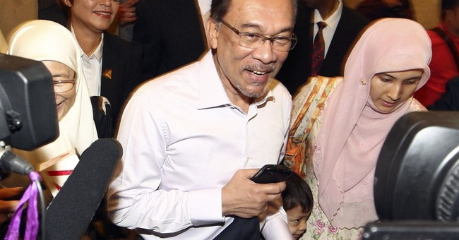 Lawyers: Malaysia's Anwar faces health risk in prison cell