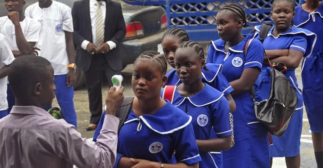 Liberia schools reopen after 6-month Ebola closure