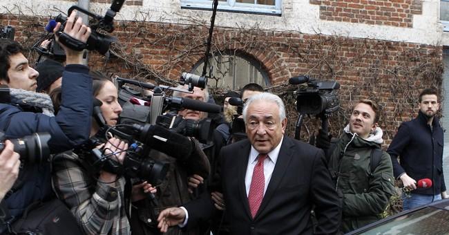 5 plaintiffs drop pimping accusations against DSK
