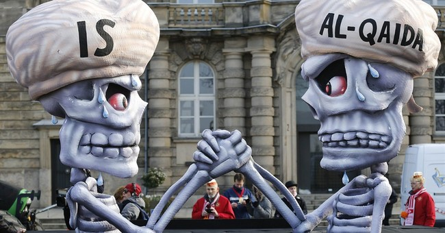 Revelers flock to carnival parades in western Germany