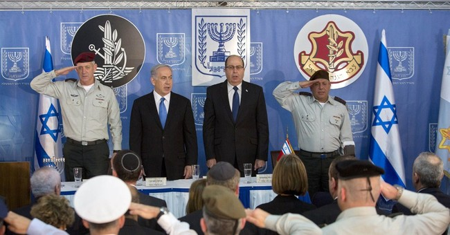 Israel's new military chief sworn in amid regional tensions