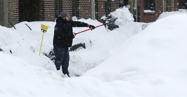 Boston mayor warns would-be window snow jumpers: Don't do it